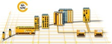 Pilz 皮爾磁 安(an)全繼電器用于汽車制造廠