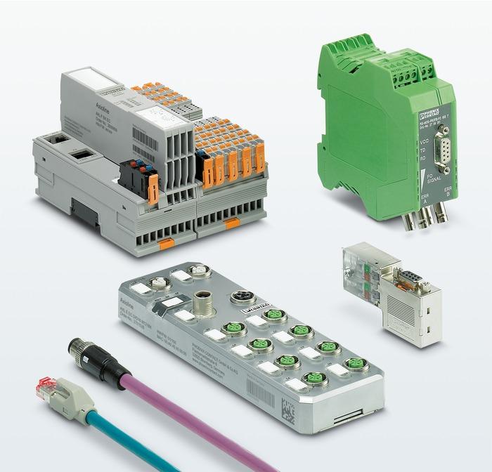 德国菲尼克斯 PHOENIX CONTACT Deutschland GmbH是电气连接和电子接口领域、工业自动化领域的世界市场领导者。菲尼克斯电气拥有六大产品系列(工业连接技术,工业现场连接器,设备连接技术,高品质电源与信号传输,电子接口产品,自动化系统),全面提供创新的工业电气解决方案。从传感器到控制器;从普通的接线端子到高防护等级的设备连接器以及无线以太网,我们都拥有世界一流的连接技术。菲尼克斯电气坚持技术创新,不断超越用户的期望。 Phoenix主要产品:组合式接线端子、现场总线、模块、隔离变送