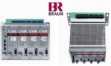 【BRAUN】轉速監視器和控制器