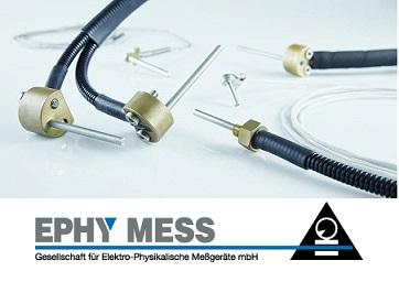 【EPHY MESS】溫度傳感器和測量儀表