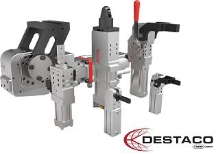 DE-STA-CO夾具_DESTACO夾具